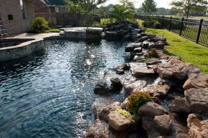 Bridgeland TX pool company