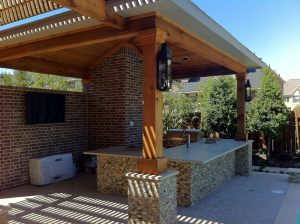 Bridgeland TX Pool Designs