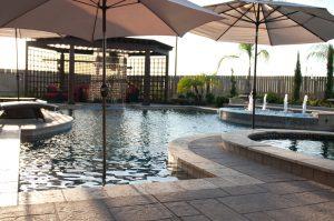 Pool Builders Near Me Cinco Ranch TX