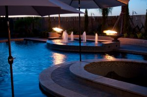Bridgeland Texas pool building services