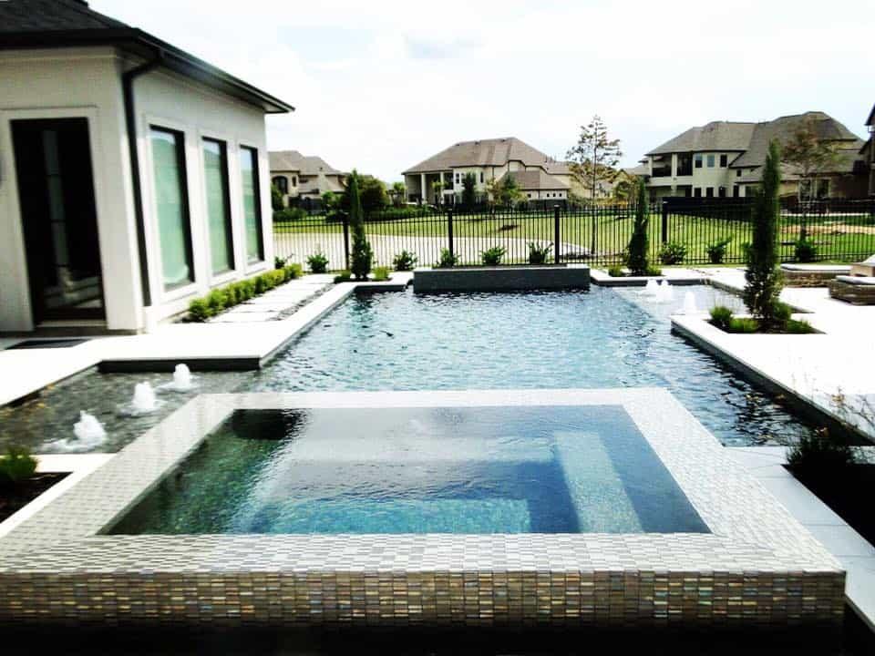 Omega pool project