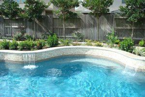 Katy TX Swimming Pool Design
