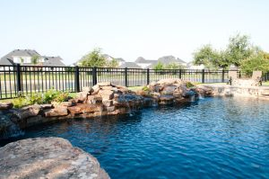 Bridgeland TX Swimming Pool Design