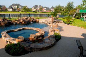 Fulshear TX Swimming Pool Design