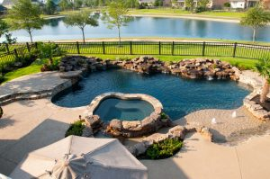 Bridgeland Texas Pool Builders Near Me