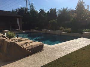 Cypress TX Custom Pool Design