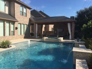 Custom Pools Fulshear TX