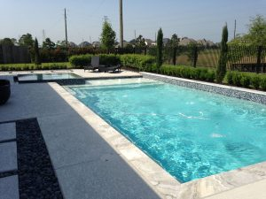 Fulshear TX Pool Design