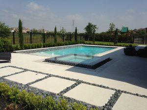 cinco ranch tx pool design