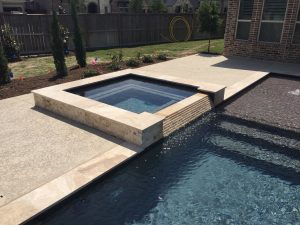 Custom Pool Fulshear TX