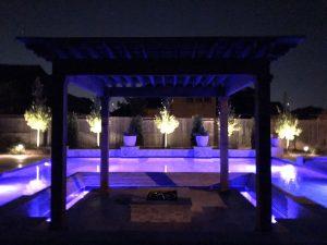 Cypress TX Custom Pools